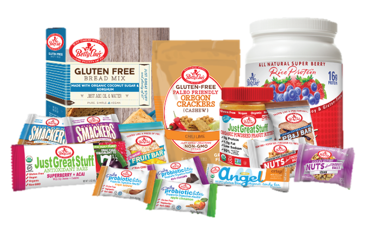 Gluten-Free and All Natural Snacks