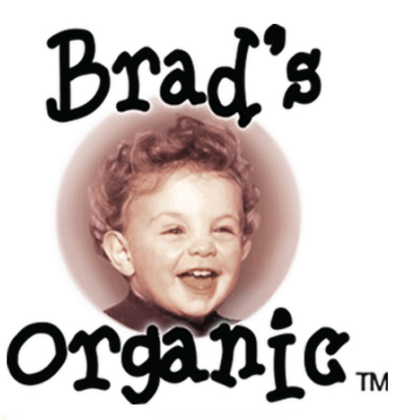 Brad's Organic for Export
