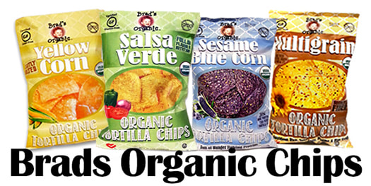 Organic Snacks from USA