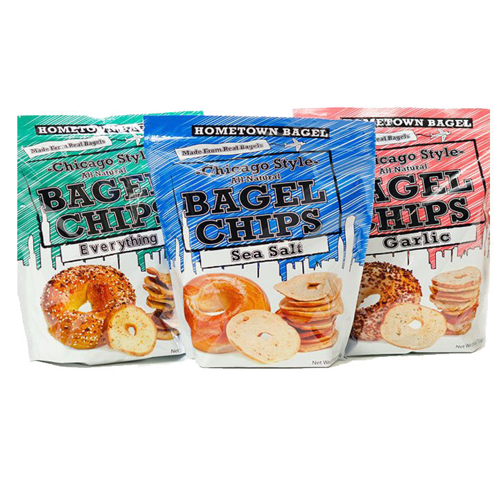 Bagel Chips from USA